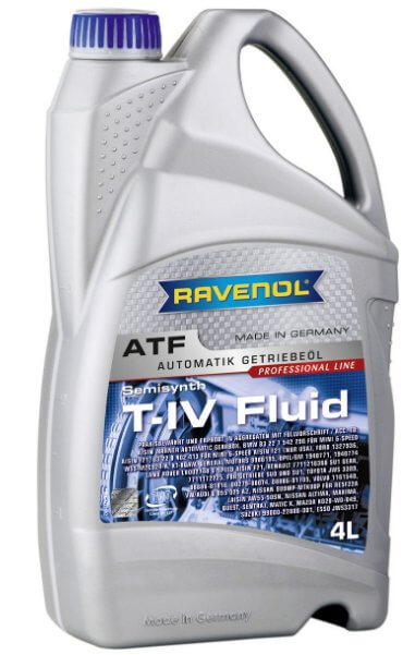 RAVENOL ATF T-IV Fluid 4 л