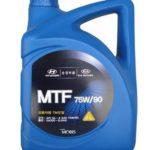 MOBIS MTF 75W-90 GL-4 6 л