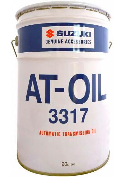 SUZUKI ATF 3317 20 л