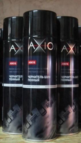 Чернитель для шин AXIOM