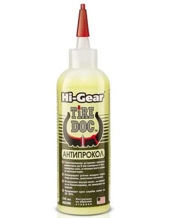 Антипрокол Hi-Gear Tire Doc HG5308, 240 мл