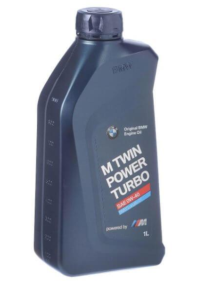 BMW M TwinPower Turbo Longlife-01, синтетическое, класс вязкости 0W-40, 1 л