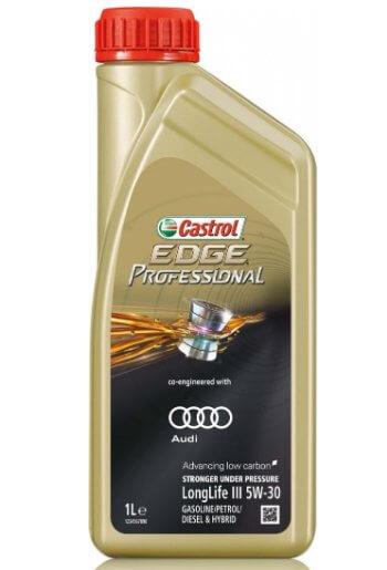 Масло синтетическое Castrol Edge Professional LongLife III 5W-30 Audi 1 л