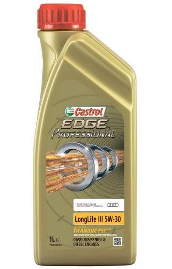 CASTROL Edge Professional Longlife III 5W-30 Audi 1 л