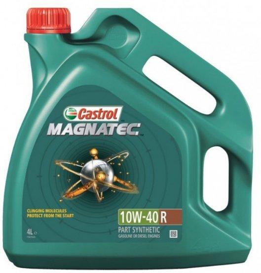 CASTROL Magnatec 10W-40 R 156EB4 4 л