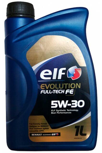 ELF Evolution Full-Tech FE 5W-30 1 л