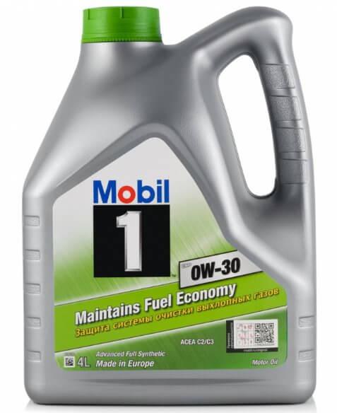 MOBIL 1 ESP 0W-30 4 л