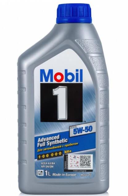 MOBIL 1 FS x1 5W-50 1 л