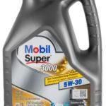 MOBIL Super 3000 XE 5W-30 4 л