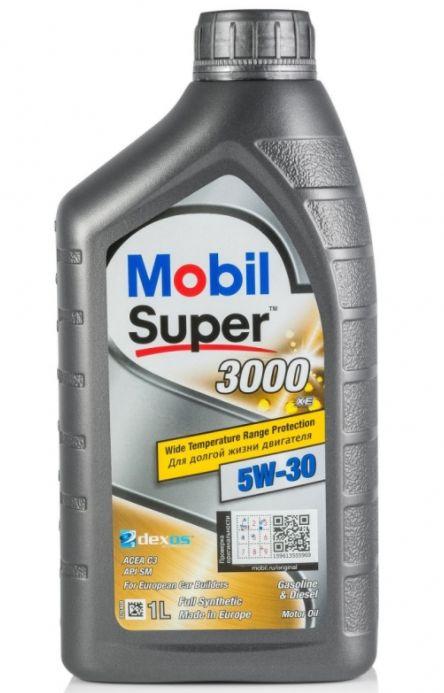 MOBIL Super 3000 XE 5W30 1 л
