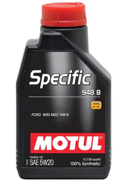 MOTUL Specific 948 B 5W-20 1 л