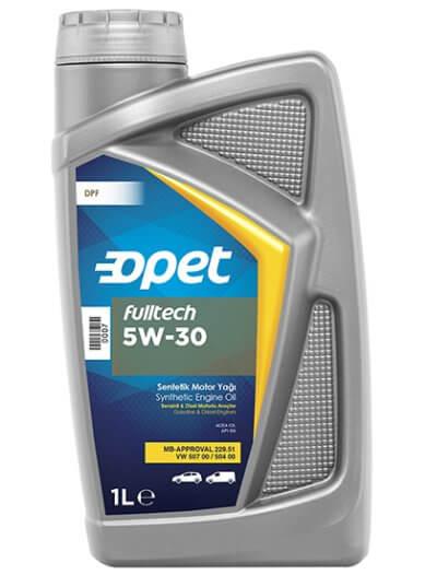 Opet Fulltech 5W-30 1 л