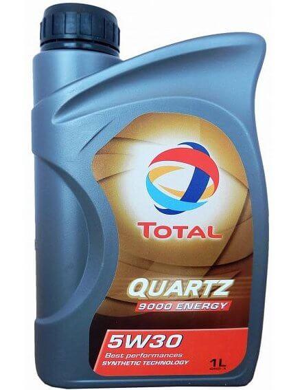 TOTAL Quartz 9000 Energy 5W30 1 л