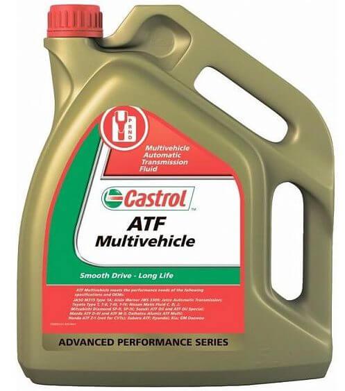 CASTROL ATF Multivehicle 5 л