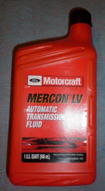 Трансмиссионная жидкость Ford Motorcraft Mercon LV 946 мл
