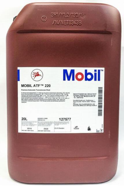 MOBIL ATF 220 20 л