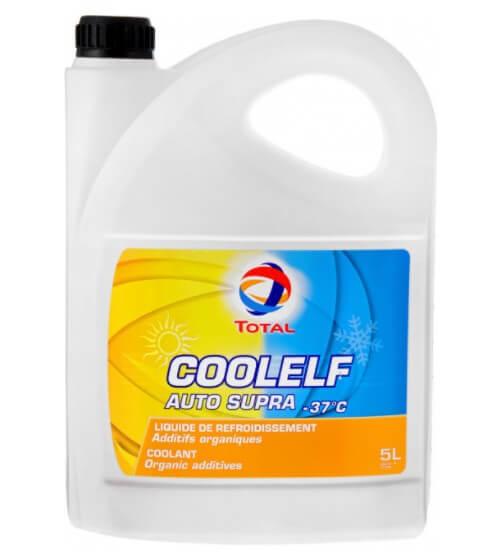 TOTAL COOLELF AUTO SUPRA -37°C, 5 л