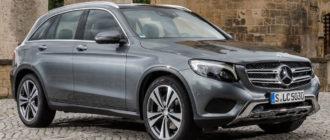 Какое масло заливать в двигатель Mercedes-Benz GLC