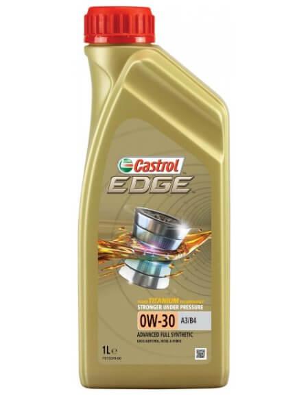 CASTROL Edge 0W-30 A3/B4 1 л