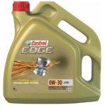 CASTROL Edge 0W-30 A3/B4 4 л