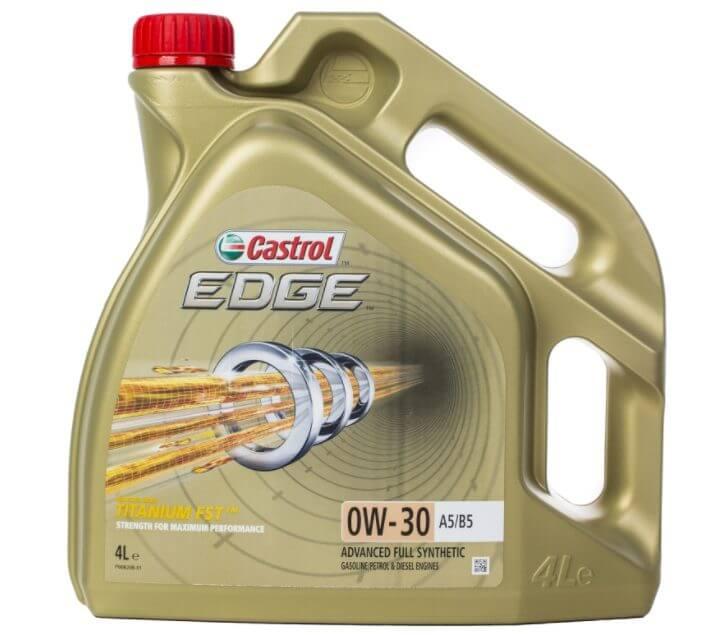CASTROL Edge A5 0W-30 A5/B5 4 л