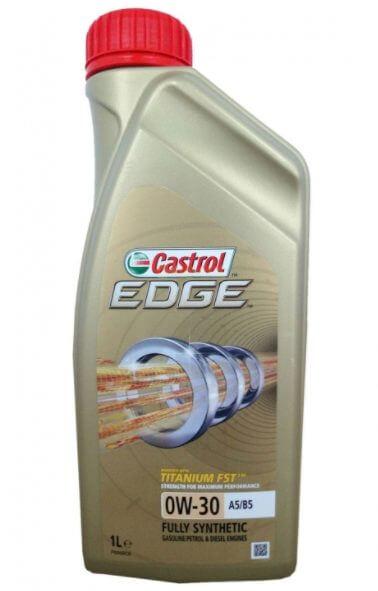 CASTROL Edge A5 B5 0W-30 1 л 156E3E