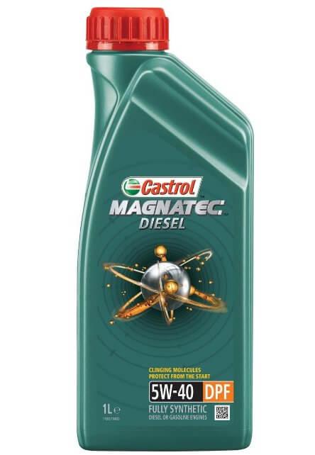 CASTROL Magnatec Diesel 5W-40 DPF 156EDC 1 л