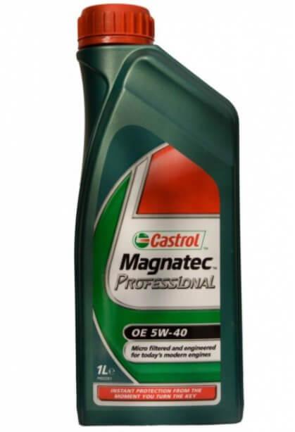 Castrol Magnatec Professional OE 5W-40 1 л