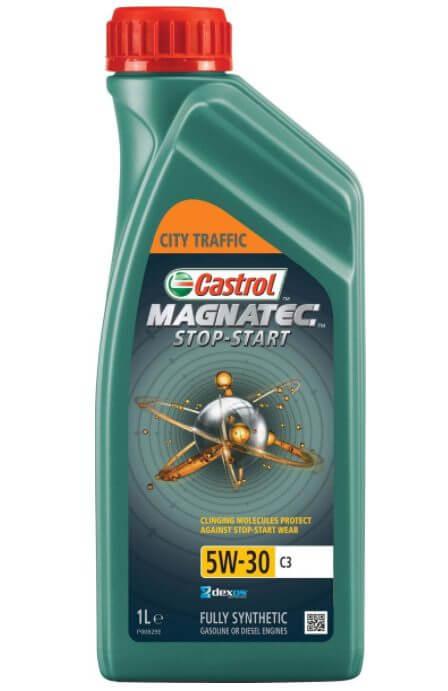 CASTROL Magnatec Stop-Start C3 5W-30 1 л