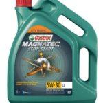 CASTROL Magnatec Stop-Start C3 5W-30 синтетическое 5 л
