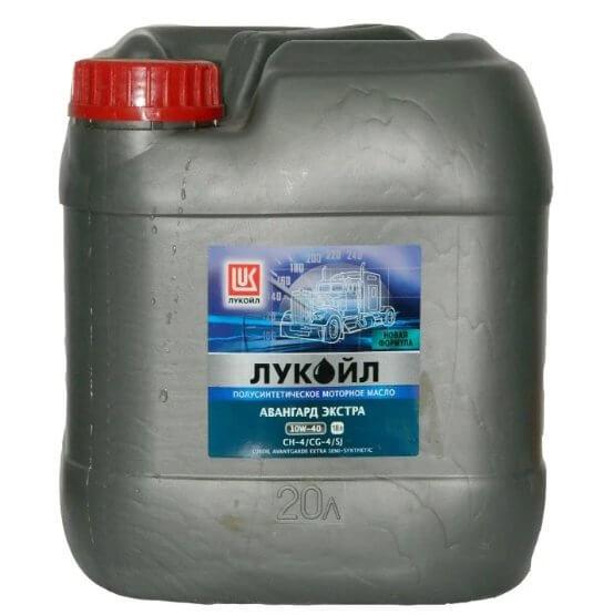 ЛУКОЙЛ Авангард Экстра 10W-40 20 л
