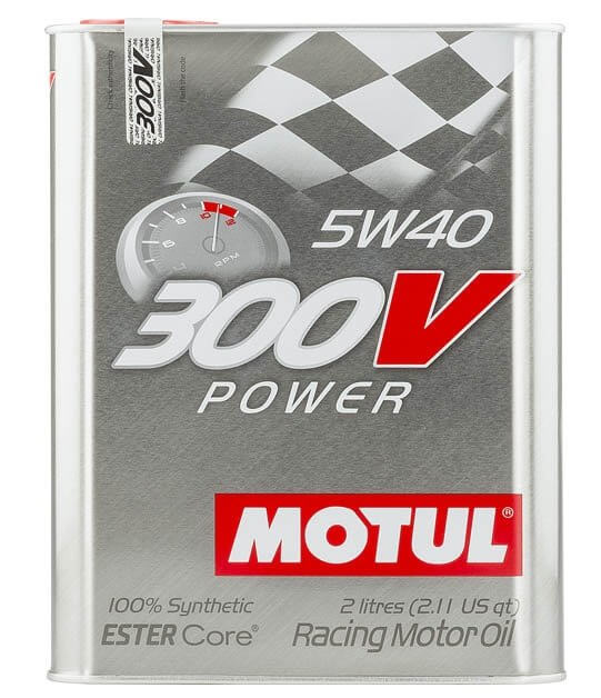 MOTUL 300V Power 5W-40 2 л