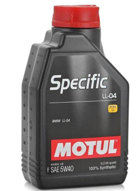 MOTUL Specific BMW LL-04 5W-40 1 л