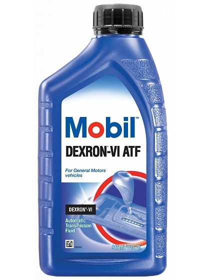 MOBIL ATF Dexron VI, артикул 103529, 0,946 л