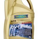 RAVENOL CVT Fluid 4 л