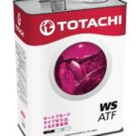 TOTACHI ATF WS 4562374691308, 4 л
