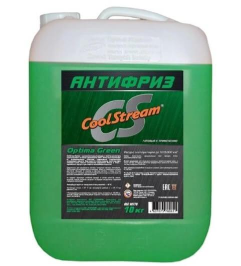 Coolstream Optima Green 10 кг