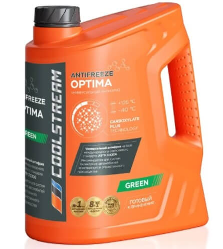 Coolstream Optima Green 5 кг