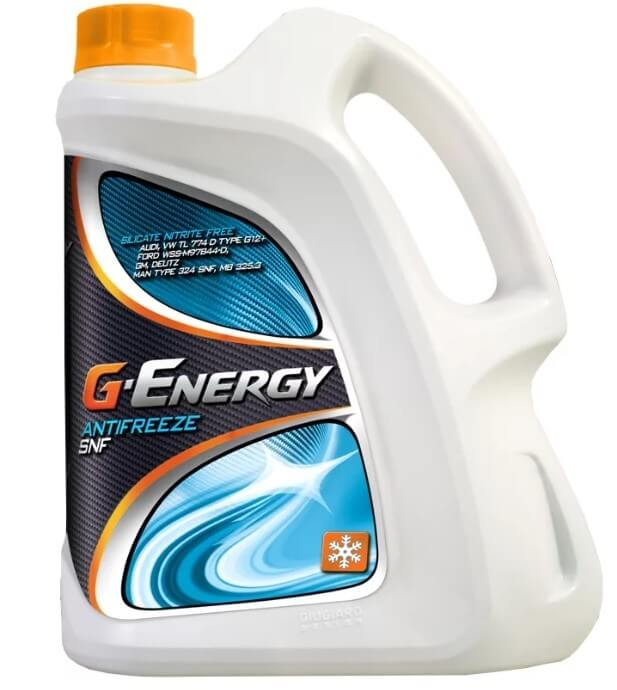 G-Energy SNF 40, 5 кг
