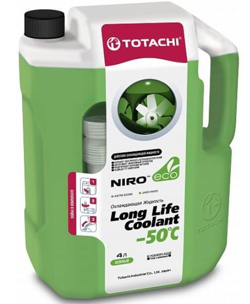 TOTACHI Niro LLC Green -50, 4 л