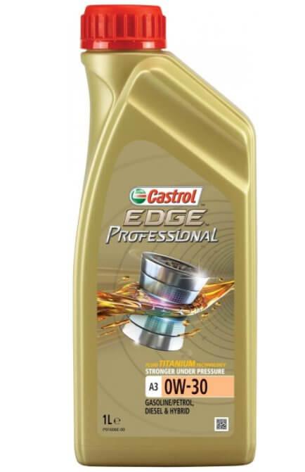 CASTROL Edge Professional A3 0W-30 1 л