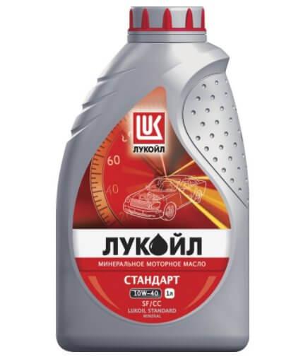 Лукойл Стандарт 10W-40 SF/CC 1 л