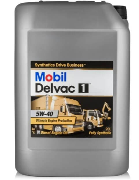 MOBIL Delvac 1 5W-40 20 л