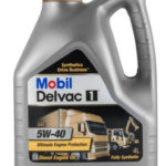 MOBIL Delvac 1 5W-40 4 л