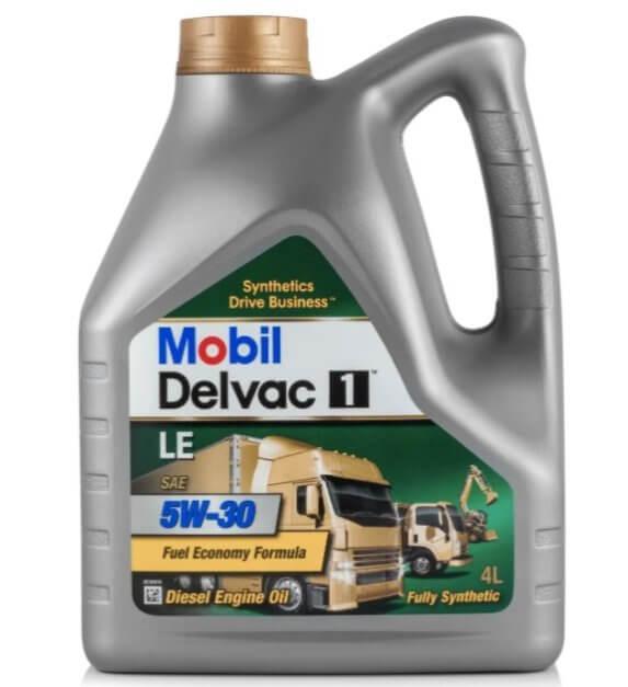 MOBIL Delvac 1 LE 5W-30 4 л