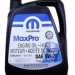 MOPAR MaxPro SAE 5W-20, 5 л