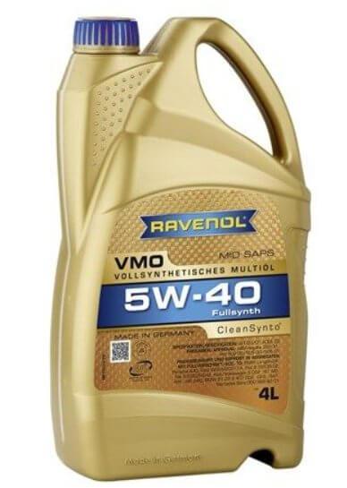 RAVENOL VMO SAE 5W-40 4 л