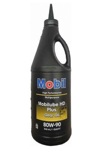MOBIL Mobilube HD Plus 80W-90, 0,946 л
