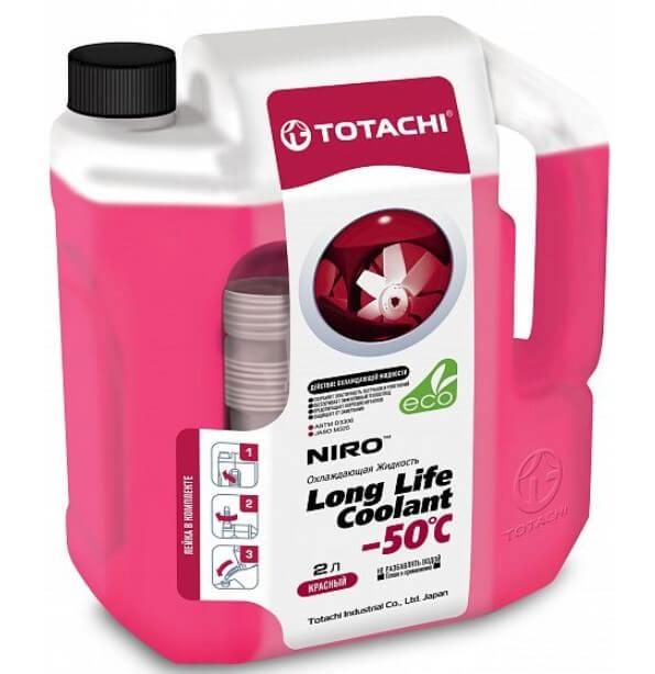 TOTACHI Niro LLC Red -50, 2 л
