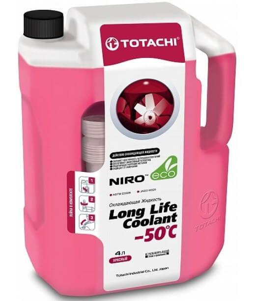 TOTACHI Niro LLC Red -50, 4 л